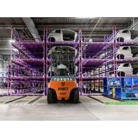 Elektrische Heftruck huren 4.0 ton