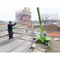 Roterende verreiker 4.0 ton en 18 meter bereik