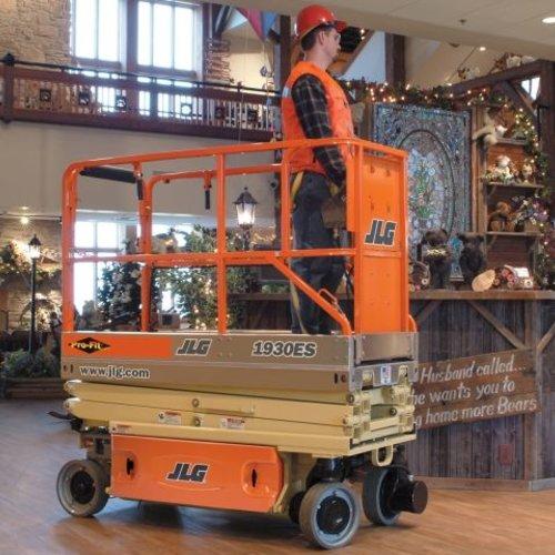 Elektrische schaarlift 7.5 meter