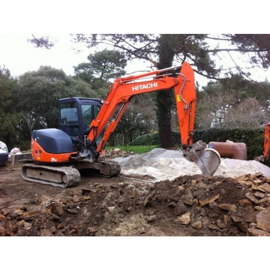 Minigraver 6.0 ton
