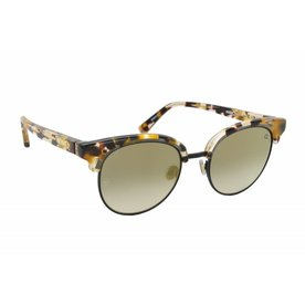 > Etnia Barcelona Sunglasses Etnia Barcelona La Baule - Havana Gold - 49-20