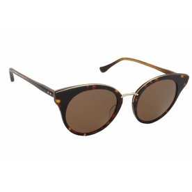 > Dita Sunglasses Dita Reckless DRX 3037 - Tortoise Gold
