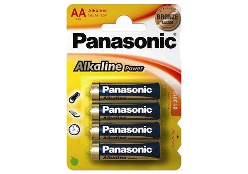 Panasonic AA-batterijen 4 stuks
