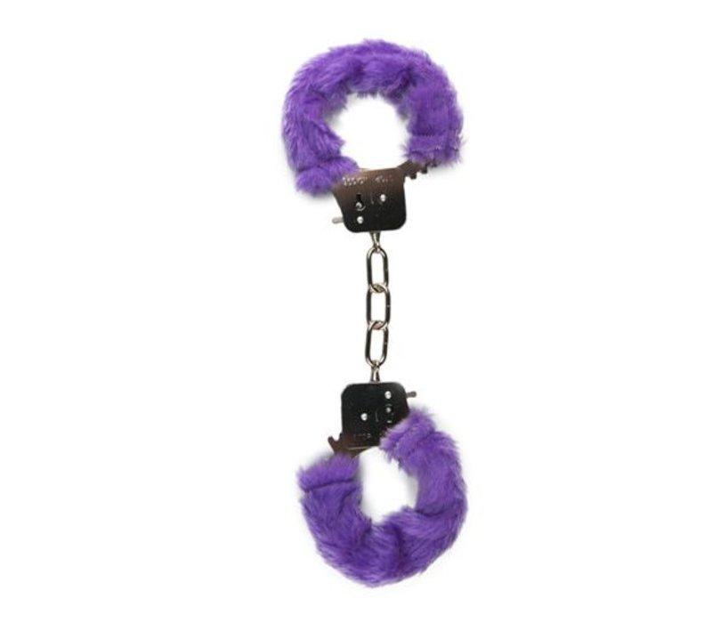 ET Furry Handcuffs