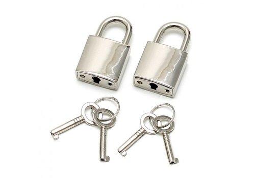 Rimba Hangsloten met sleutels (per paar)