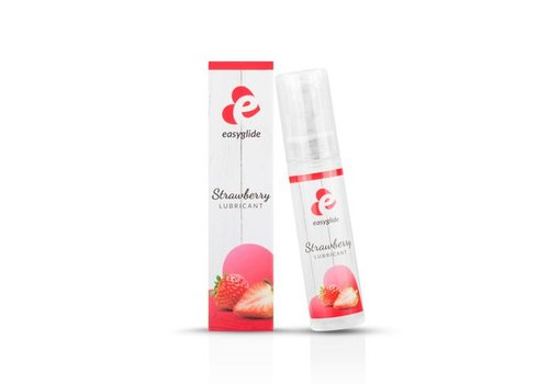 Easyglide Lubricant with strawberry flavor - 30 ml