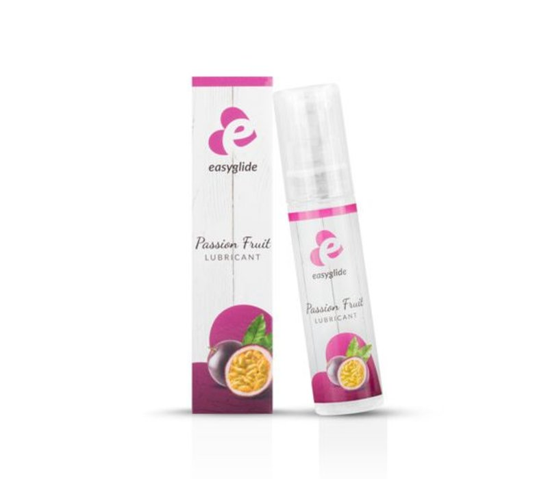 EasyGlide Lubricant with Passion Fruit flavored - 30 ml