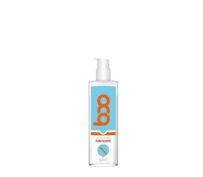 Boo Anal - Water-based lubricant