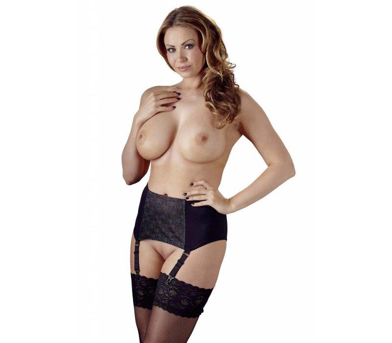 Plus size wide suspender