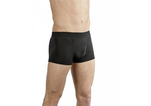Svenjoyment Zwarte boxer met zwel-functie