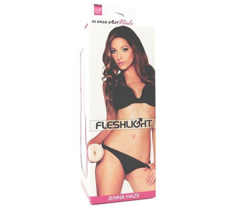 Fleshlight Girls - Jenna Haze Obsession vagina masturbator