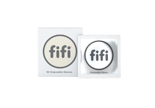 Fifi 10 disposable sleeves for Fifi