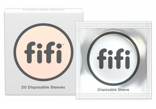 Fifi 20 wegwerp-sleeves voor Fifi