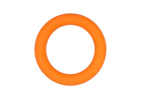 EasyToys Silicone cock ring orange - L