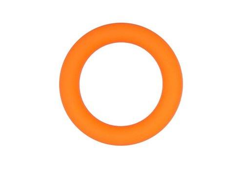 EasyToys Silicone cockring oranje - L