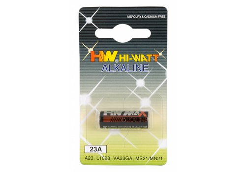 Hi-Watt LR23A batterij