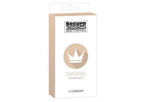 Secura Kondome Secura Kondome Original condooms