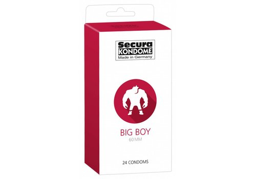 Secura Kondome Secura Kondome - Big Boy 60 mm