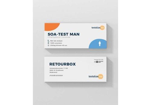 TestalizeMe SOA Test Man - 100% Anonymous