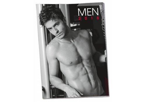 Sexy Men Pin-Up kalender