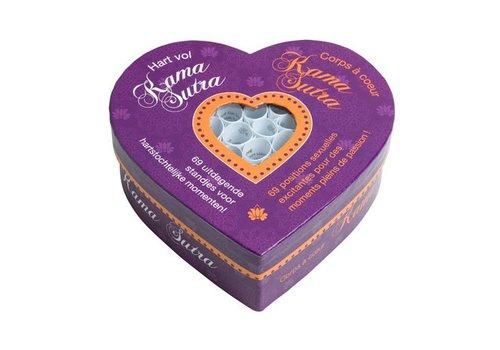 Tease & Please Heart full of KamaSutra
