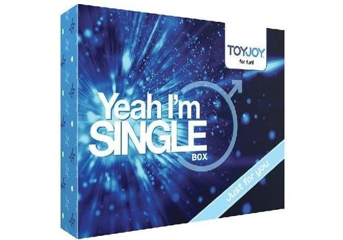 Toy Joy Yeah I'm Single Box - Men