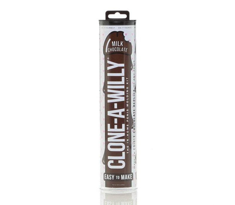 Clone A Willy Kit - Eigen penis van chocola