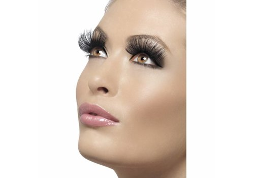 Fever Eyelashes Black Natural