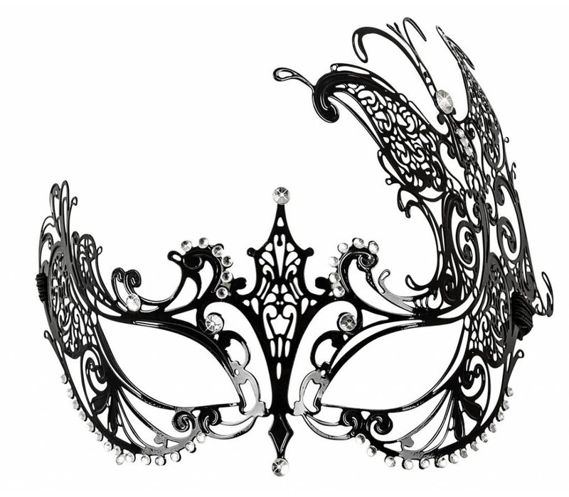 Cottelli Ornamental Mask - metal