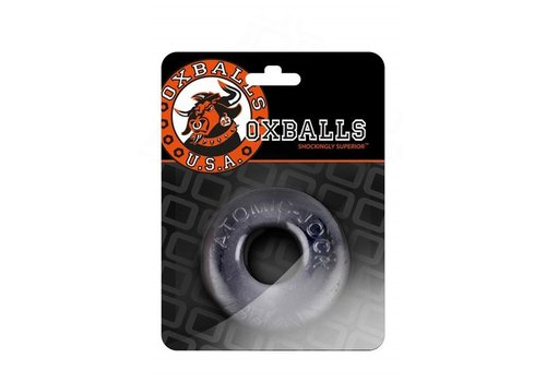 Oxballs Do-Nut 2 cock ring - Clear