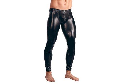 Svenjoyment Zwarte legging voor heren