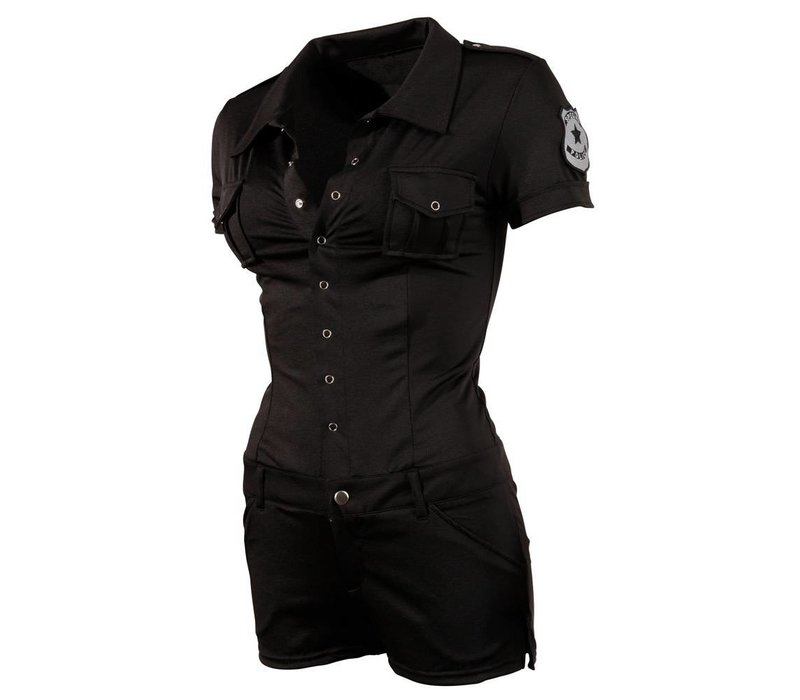Sexy politie-uniform