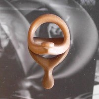 JNaja Houtkleur (bruin) 50 mm - Beperkte voorraad