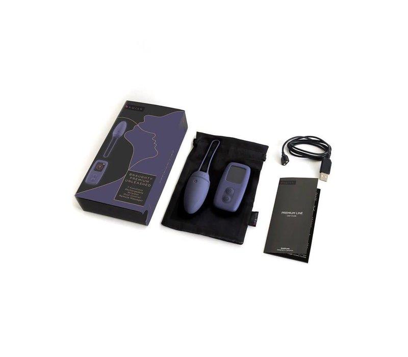 Bnaughty Premium Unleashed - oplaadbaar - 7 x 3.5 cm