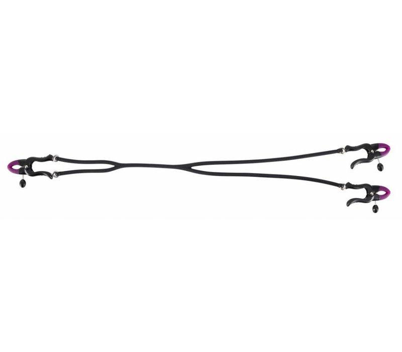 Y-vorm tepel- en clitorisklem