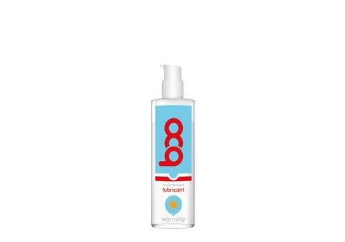 Boo Boo Warming Lubricant Water Based