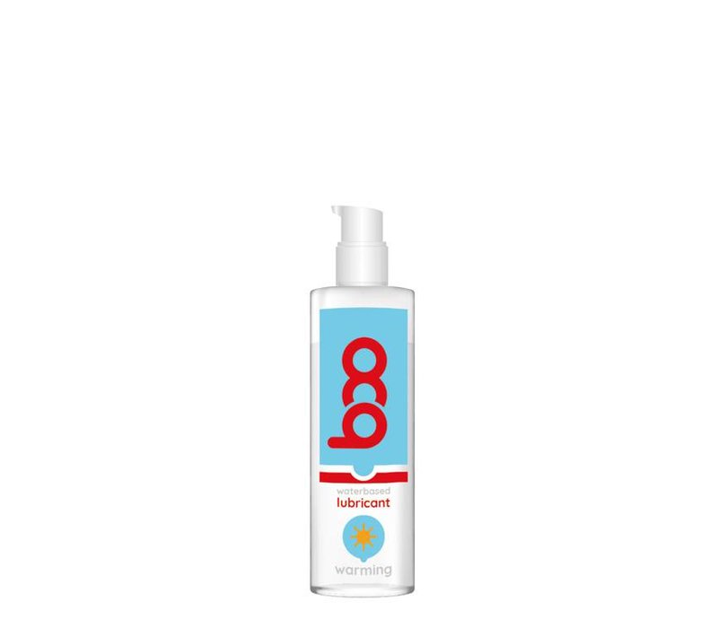 Boo Warming Lubricant Water Based