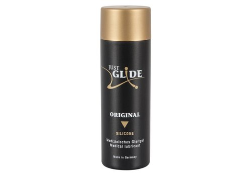 Just Glide Silicone Medical Lubricant