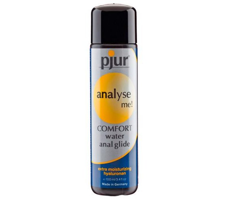 Analyse Me - Comfort Water Anal Glide