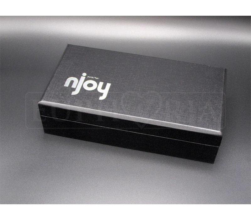 Njoy Pure Wand - RVS g-spot / p-spot dildo