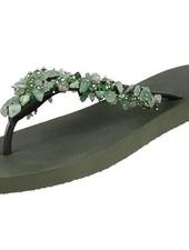 uzurii Jade Fabulous Uzurii Slipper
