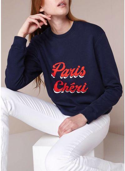 Ba&sh Sweater Paris Cheri Ba&sh