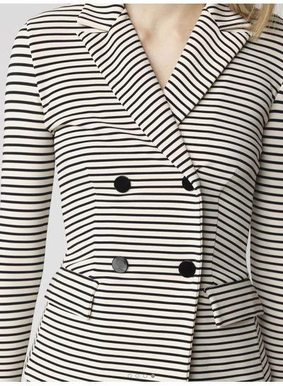 by malene birger Blazer 'Stripes' By Malene Birger