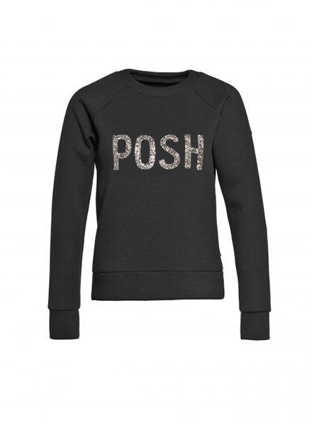 Goldbergh Mira Sweater Posh Black