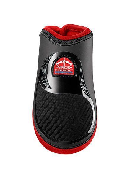 Veredus Carbon Gel Vento Color Edition Rear Red