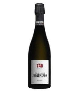 Jacquesson Jacquesson Cuvée No.741, Extra Brut, Champagne