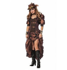 Steampunk Luxe