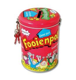 Spaarpot - fooien