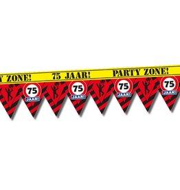 Party Tape - 75 jaar