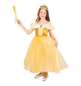 Kostuum Prinses Geel